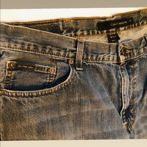 ☼4 for 20$☼ Calvin Klein Gray Bootcut Jeans